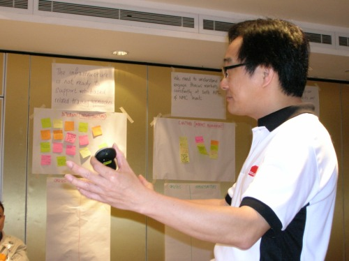 Training Session on Innovation